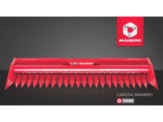 Cabezal Girasolero Mainero 1040 19 Lineas 52,5 Cm