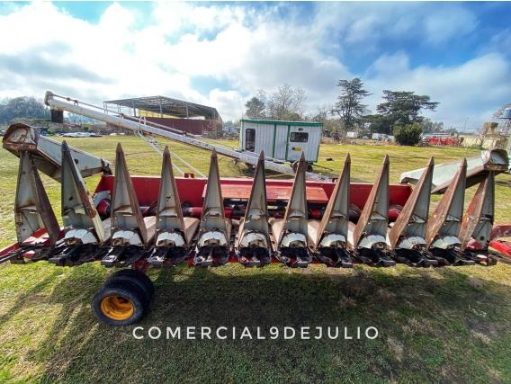 Cabezal Maicero De 11S A 52Cm Maizco Premium Muy Bueno
