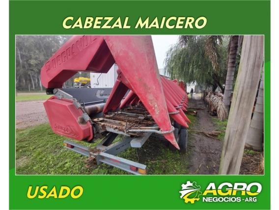 Cabezal Maicero De Grande