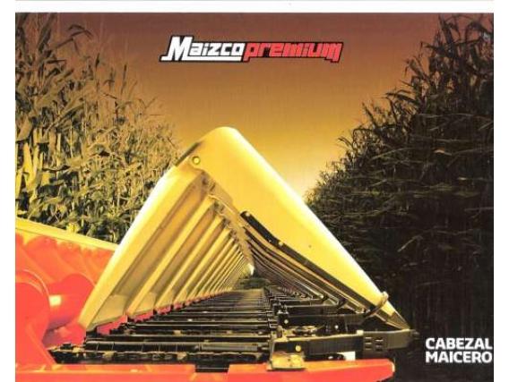 Cabezal Maicero Maizco Premium 1418-1814