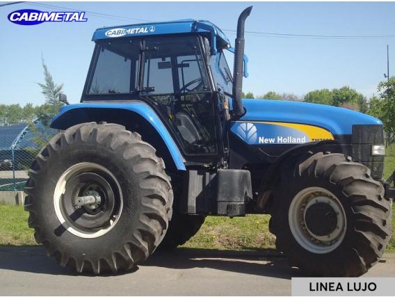 Cabina Cabimetal New H Tm 120/135/140/150/7010/20/30/40