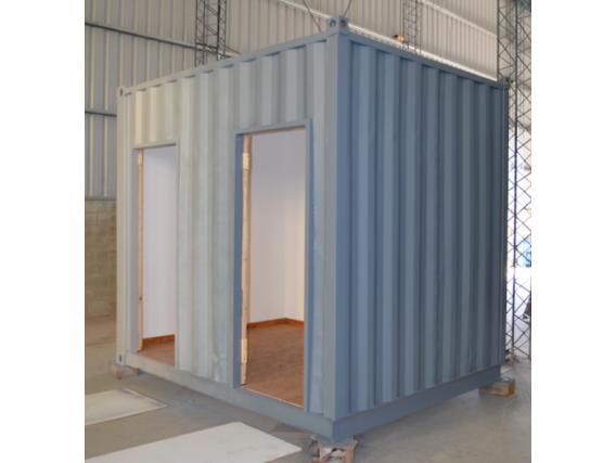 Cabina En Container Box House