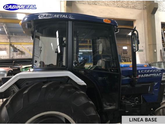 Cabina Línea Base Cabimetal Farmtrac Ft 6060