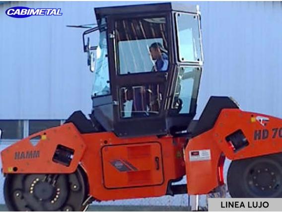 Cabina Linea Lujo Cabimetal Hamm Hd 70