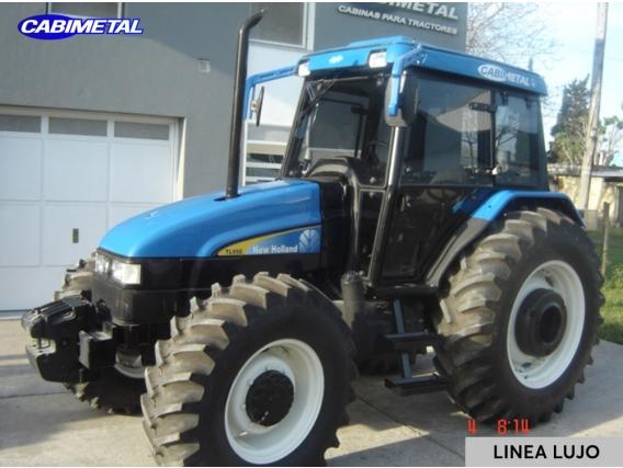 Cabina Linea Lujo Cabimetal New Holland TL 75/80/85/95/10