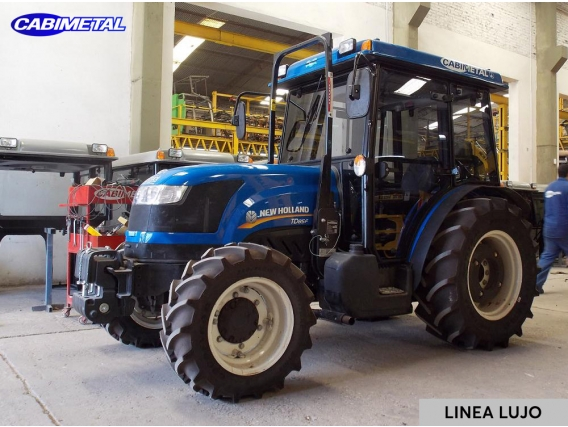 Cabina Linea Lujo Cabimetal New Holland Td 65/75/85 F