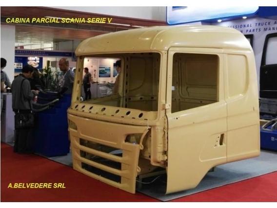 Cabina Scania G 380 0Km.