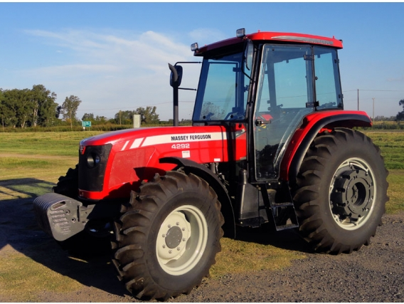 Cabina Vignoni Para Tractor Massey Ferguson 4292