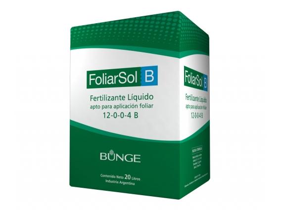 Fertilizante Foliarsol B