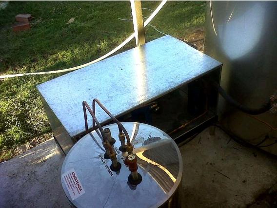 Calentador De Agua Inoxa Calefón