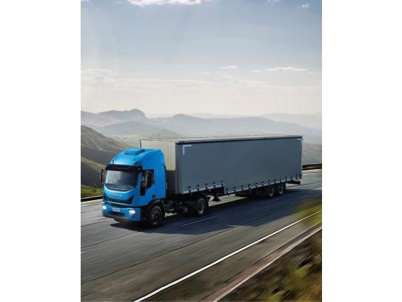 Camión Iveco Cursor