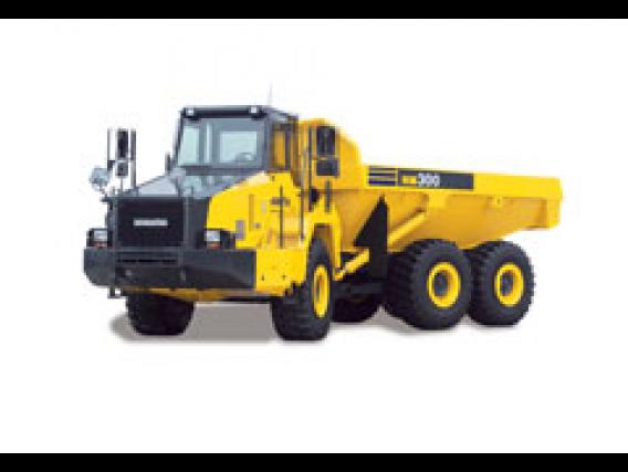 Camión Komatsu Hm300-2