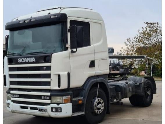 Camión Scania R330 - Año: 2005