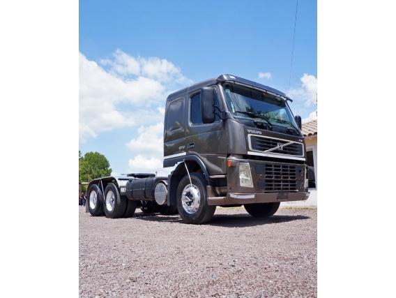 Camión Volvo Fm 370 6X2