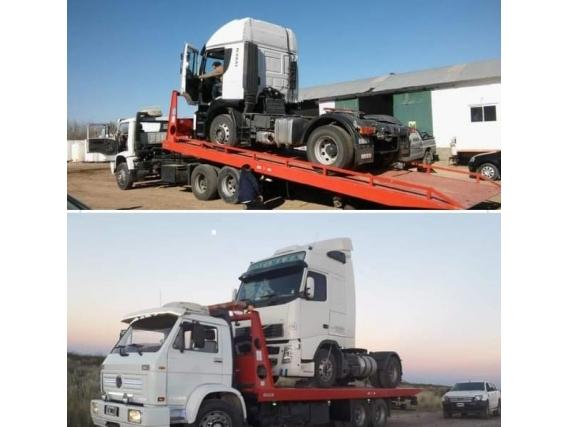 Camion Con Camilla Hidraulica