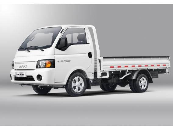Camión JACX200 Luxury