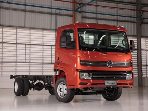 Camion Volkswagen Delivery Vtronic 11.180