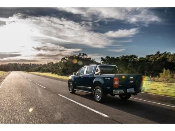 Camioneta Chevrolet S10 CD 4X4 LT AT