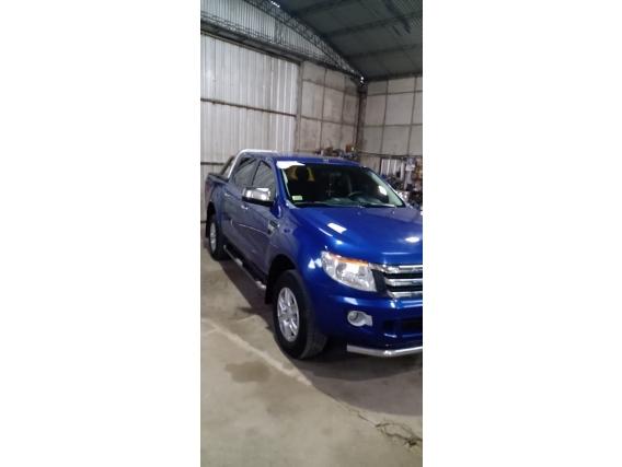 Camioneta Ford Ranger Xlt - 4X4 - Año 2013