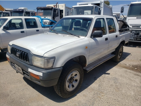Pick Up Toyota Hilux 3.0D Doble Cabina Dx 4X2 Año 2004