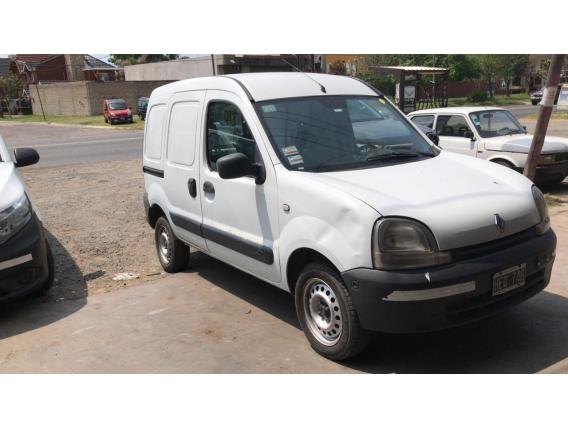 Camioneta Renault Kangoo Express Año 2008
