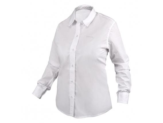Camisa Volvo Blanca De Mujer
