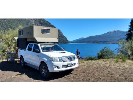 Camper Telescópico Montana Aluminio