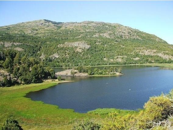 Campo Con Lago - Chubut
