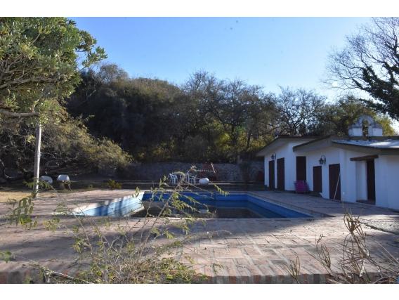 Campo De 25 Has En El Manzano, Provincia De Córdoba