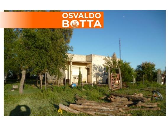 Campo En Venta. Alpachiri, La Pampa. 700 Ha. Mixto