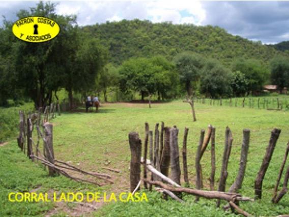 0552Hp Campo En Venta. La Viña. Salta. 1380 Has.