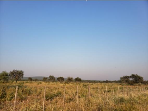 Campo de 8.404 has en Villa Ojo de Agua, Santiago del Estero.