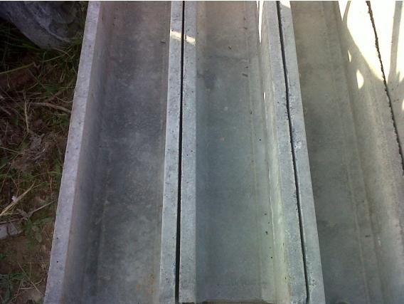 Canales Para Desage Premoldeados Areco