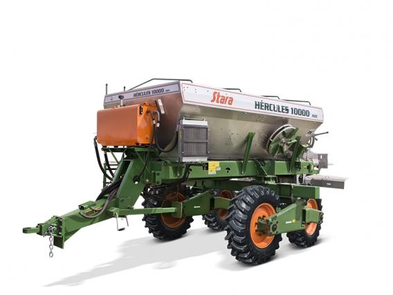 Fertilizadora Stara Hércules 10000