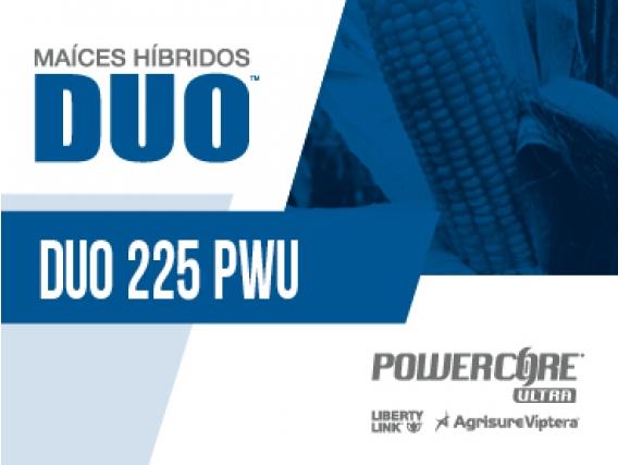 Maíz Duo 225 PWU