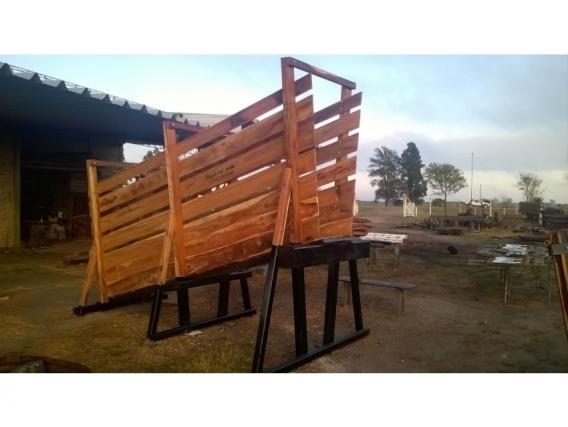 Cargadero Fijo Rincon Del Norte Súper Reforzado 4 Mts