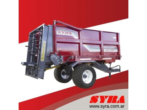 Carro Desparramador - Syra