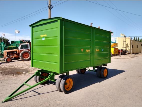 Carro Taller Agro Fénix 4 Tn
