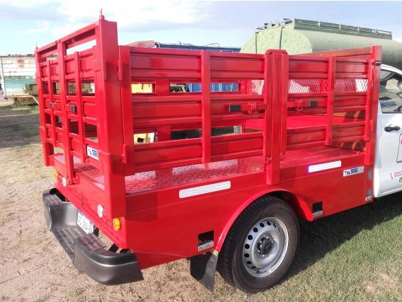 Carroceria Garrafera Para Pick Up / Hilux/ Ranger