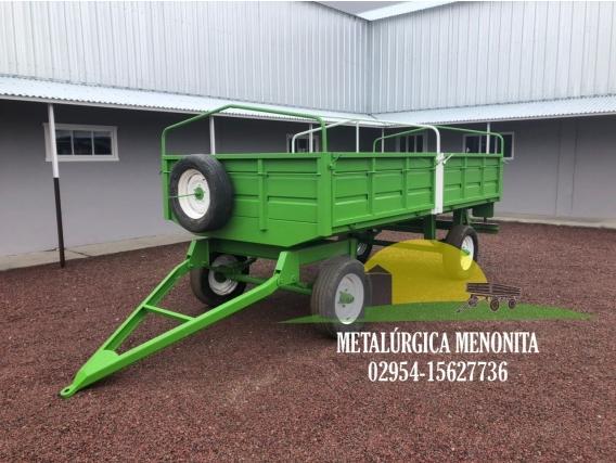 Carros Famma 4,5Tn Metalúrgica Menonita