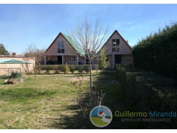 Casa Con 2 Cabañas En Venta - Juana Koslay - San Luis