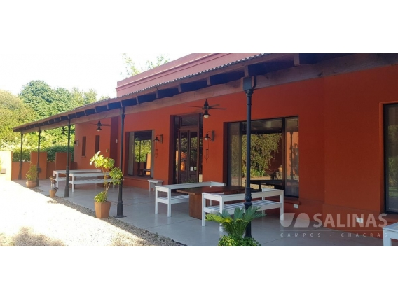Casa En Venta 2000 M2 - Exaltacion De La Cruz, G.b.a.
