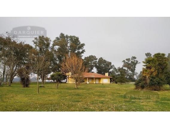 Casa En Venta. Abbott, Monte, Bs As. 410 Ha