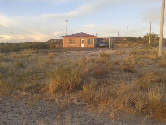 Casa En Villa Turística Casa De Piedra La Pampa