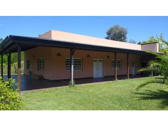 Casa Quinta 150 M2. Barrio El Rodeo.partido De Brandsen