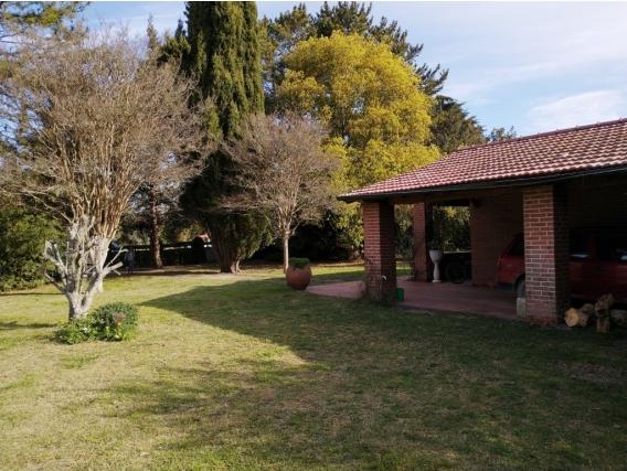 Casa Quinta En Punta Del Indio 6000 M2.