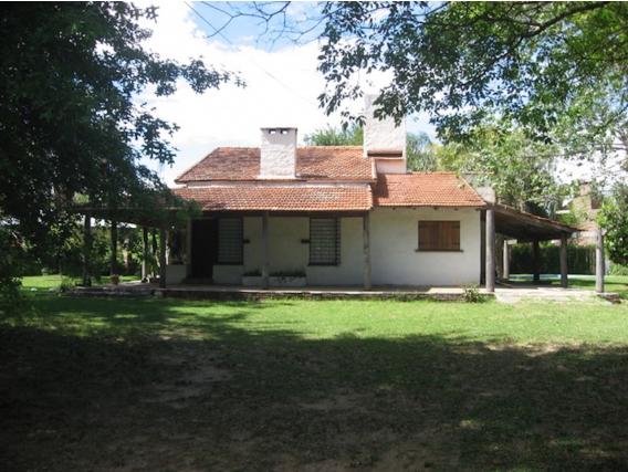 Casa Quinta Exclusiva Parquizada 3 Dorm Y Pileta
