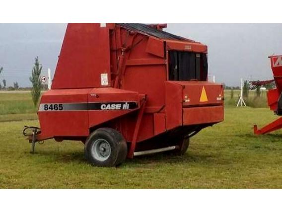 Rotoenfardadora Case Ih 8465 - Año 1998