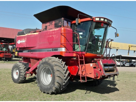 Case IH Axial Flow 2388 Extreme - Año 2005