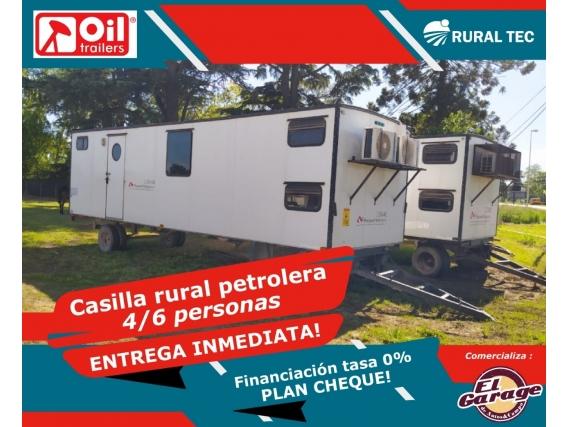 Casilla Rural Oil Trail L 5500